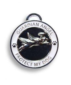 guardian dog pet charm