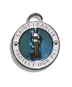 St. Francis Pet Pendant