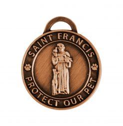 St. Francis Pet Charm